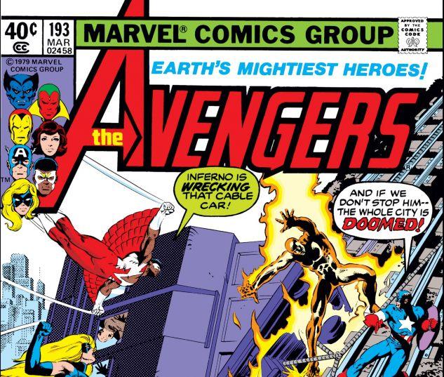 Avengers (1963) #193
