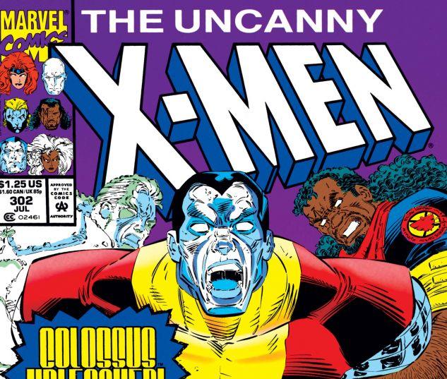 Uncanny X-Men (1963) #302