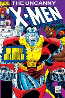 Uncanny X-Men #302