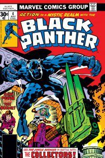 Black Panther (1977) #4