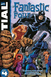 Essential Fantastic Four Vol. 4 (Trade Paperback)