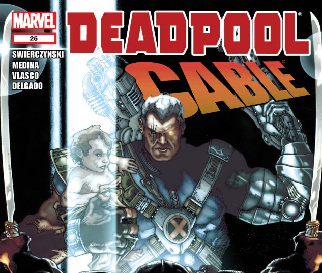 Deadpool and Cable (2010) #25