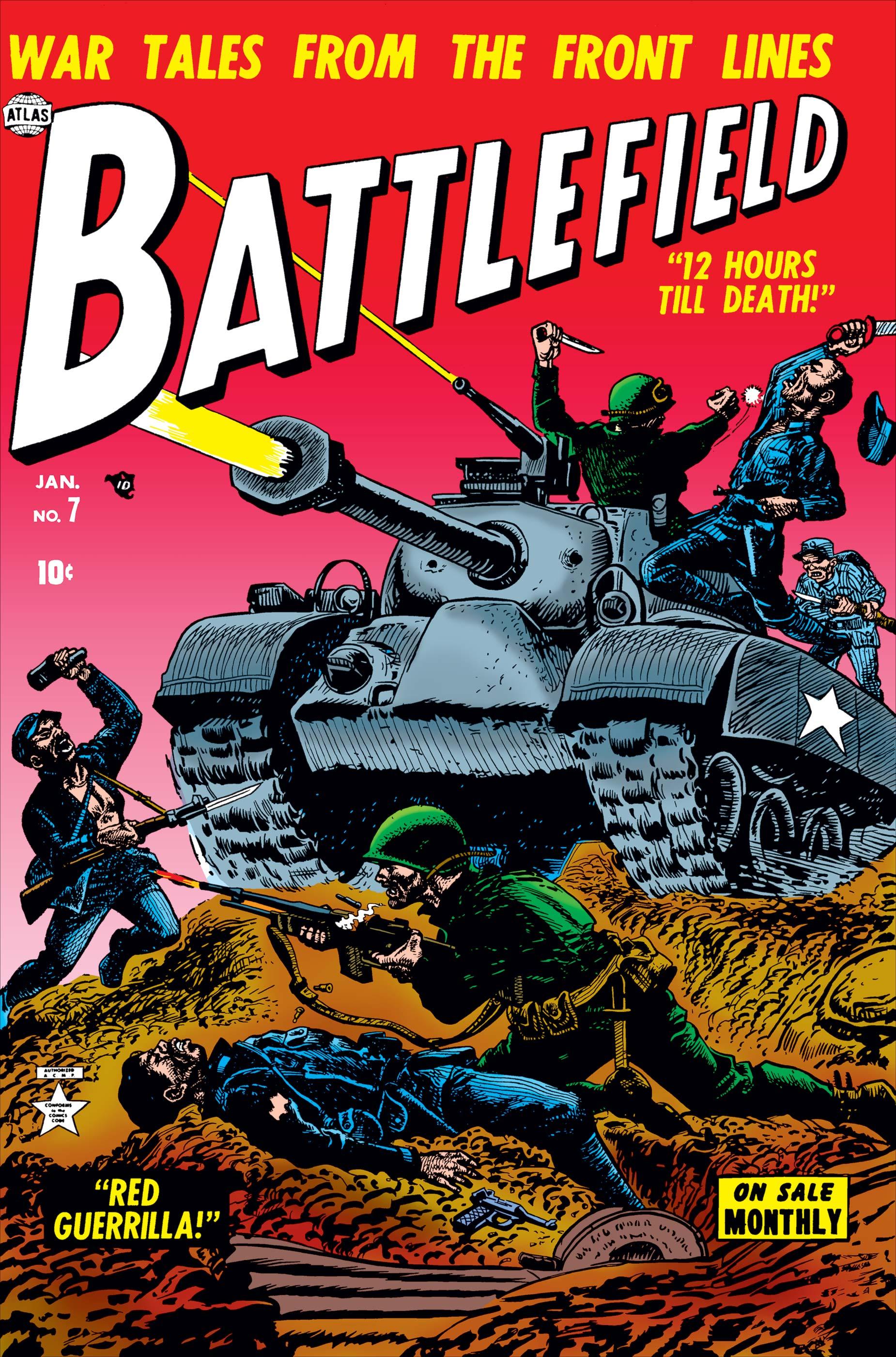 Battlefield (1952) #7
