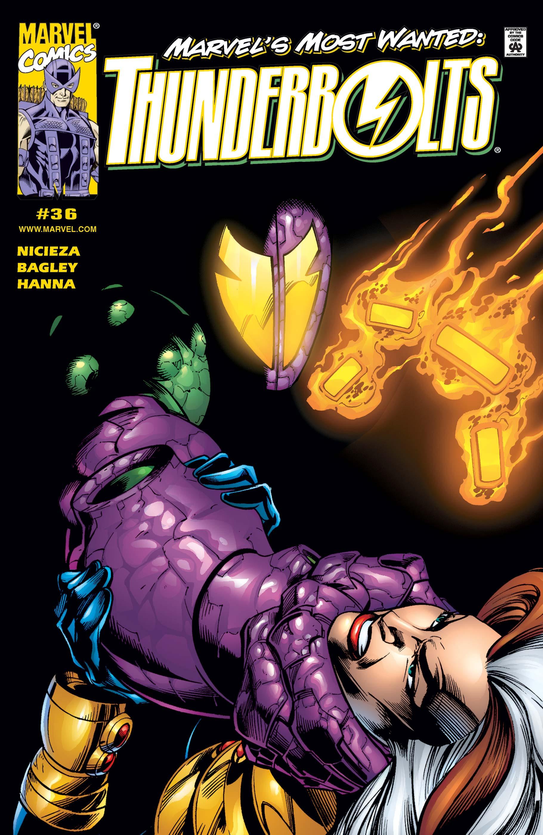 Thunderbolts (1997) #36