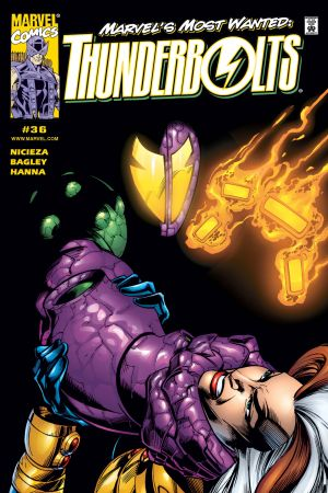 Thunderbolts #36
