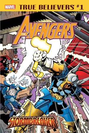True Believers: Avengers - Stormbreaker #1