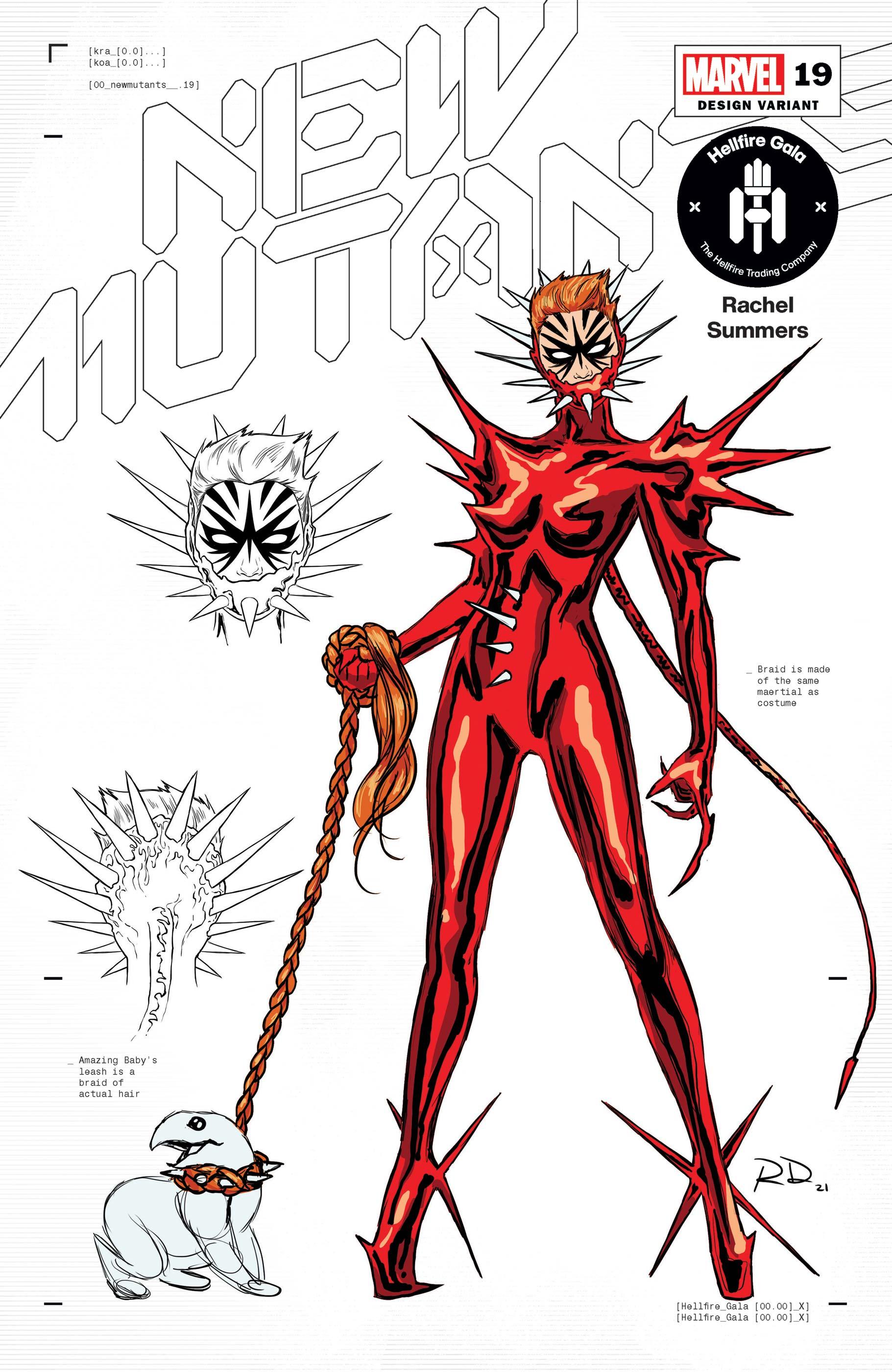 New Mutants (2019) #19 (Variant)