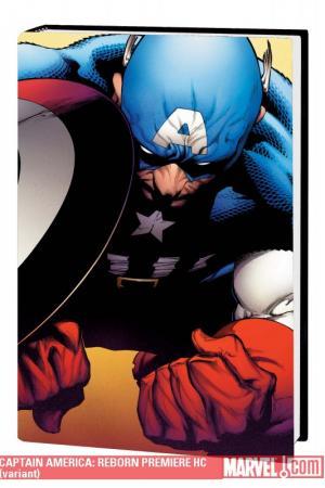 Captain America: Reborn (Hardcover)