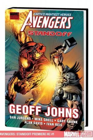Avengers: Standoff (Hardcover)