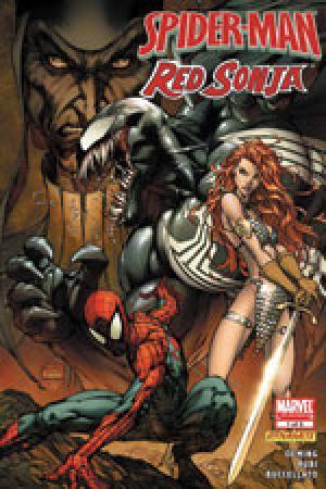 Spider-Man/Red Sonja (2007)
