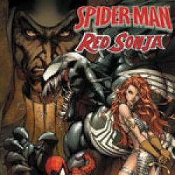 Spider-Man/Red Sonja (2007)