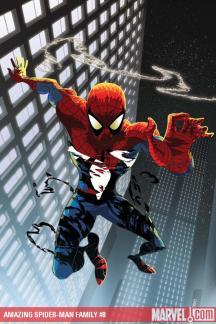 Amazing Spider-Man Family #8