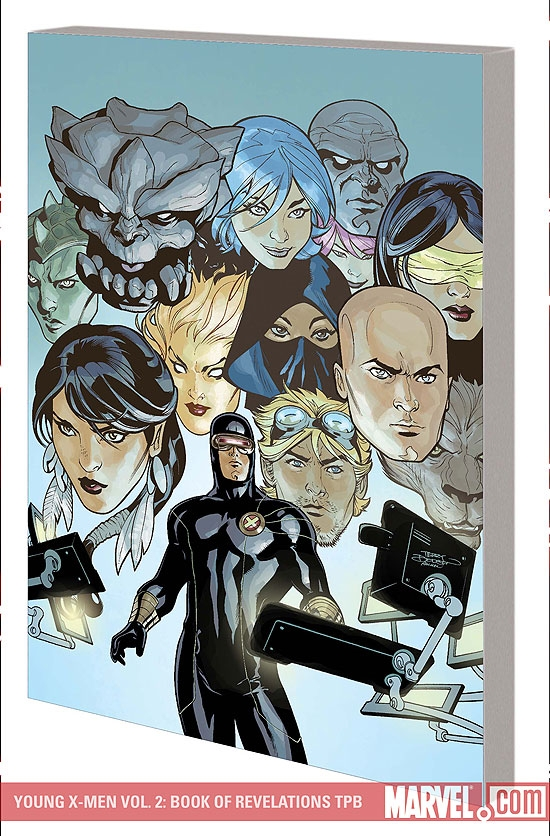 Young X-Men Vol. 2: Book of Revelations (Trade Paperback)