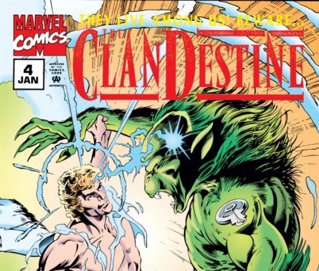 Clandestine #4