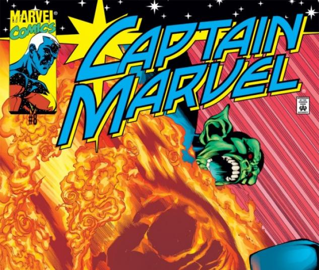 CAPTAIN MARVEL #8