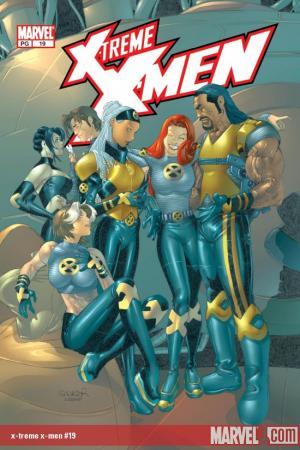 X-Treme X-Men (2001) #19