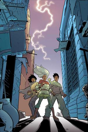 Ororo: Before the Storm (2005) #4