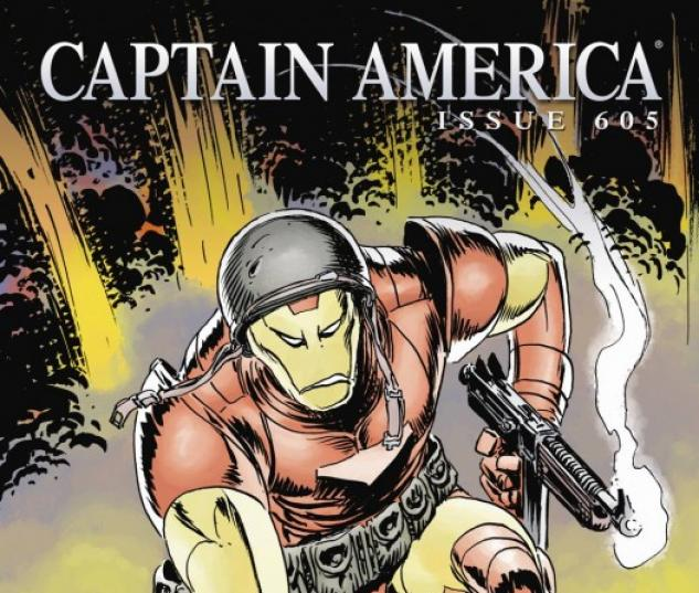 Captain America (2004) #605 (IRON MAN BY DESIGN VARIANT)