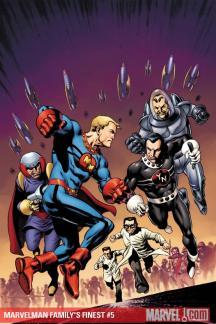 Marvelman Family's Finest #5