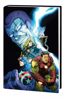 Avengers: The Crossing Omnibus (Hardcover)