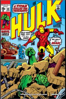 Incredible Hulk (1962) #131