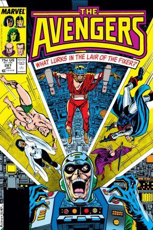 Avengers #287