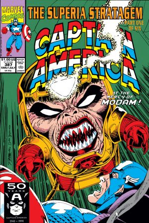 Captain America (1968) #387