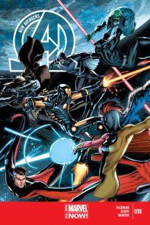New Avengers (2013) #18