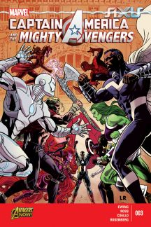 Captain America & the Mighty Avengers (2014) #3