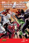 Captain America & the Mighty Avengers (2014) #3	  browse  summary  clone
