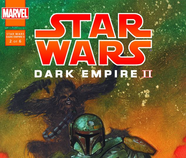 Star Wars: Dark Empire II (1994) #2