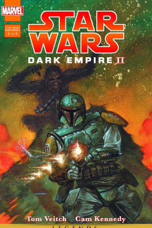 Star Wars: Dark Empire II #2