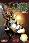 LOKI: AGENT OF ASGARD 15 (SW, WITH DIGITAL CODE)
