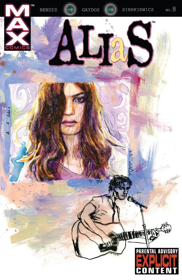 Alias (2001) #8