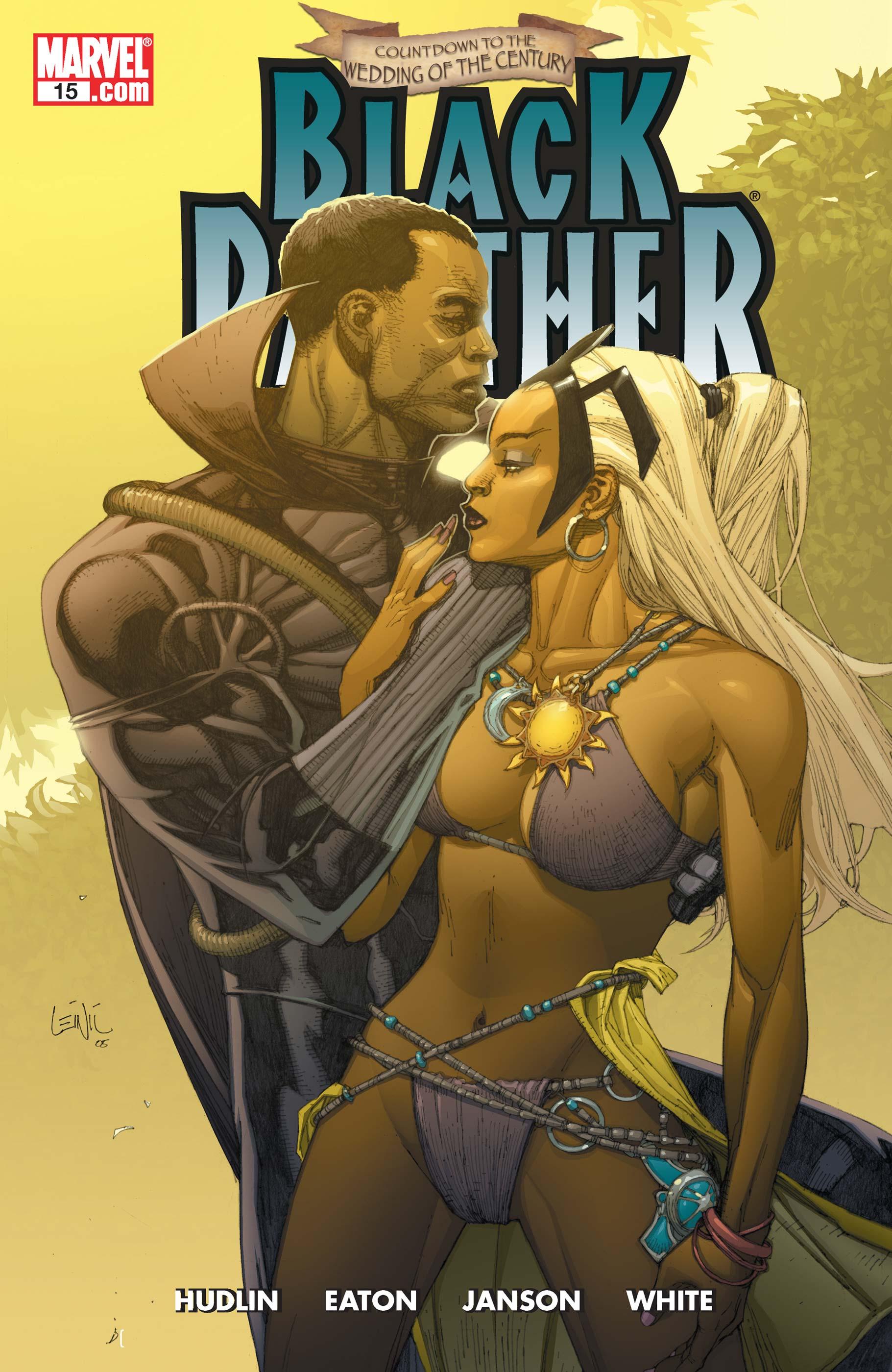 Black Panther (2005) #15