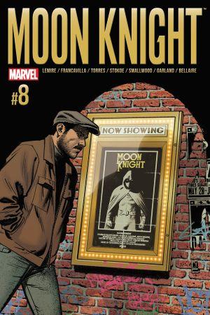 Moon Knight (2016) #8