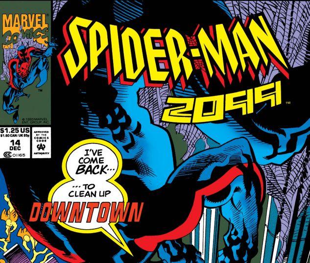 SPIDER-MAN 2099 (1992) #14