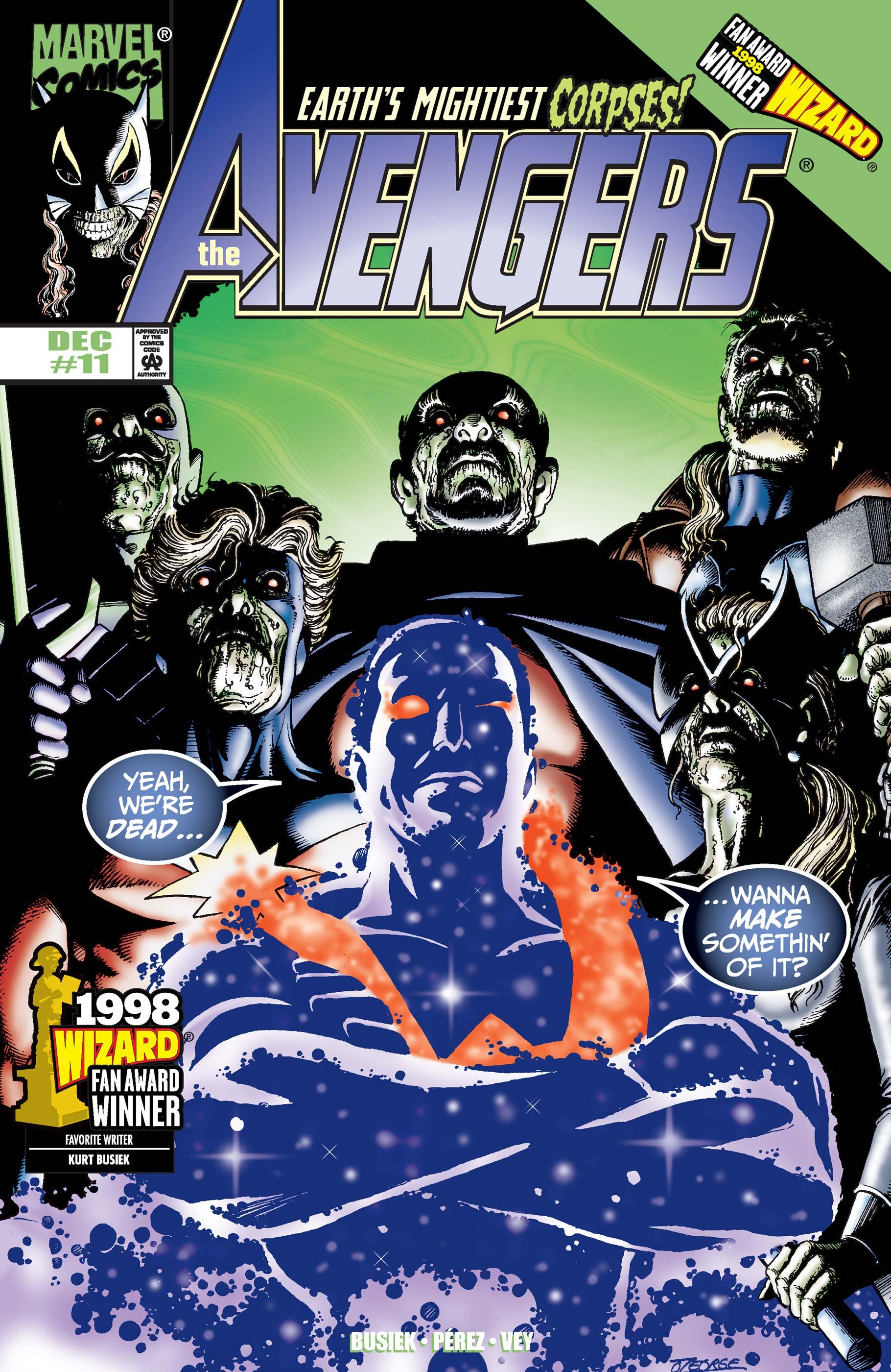 Avengers (1998) #11