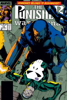 Punisher War Journal #13