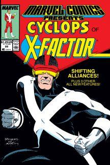 Marvel Comics Presents #22