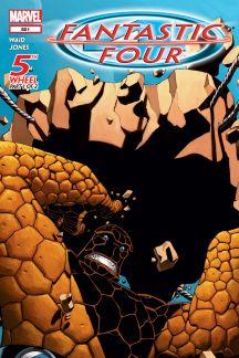 Fantastic Four #501
