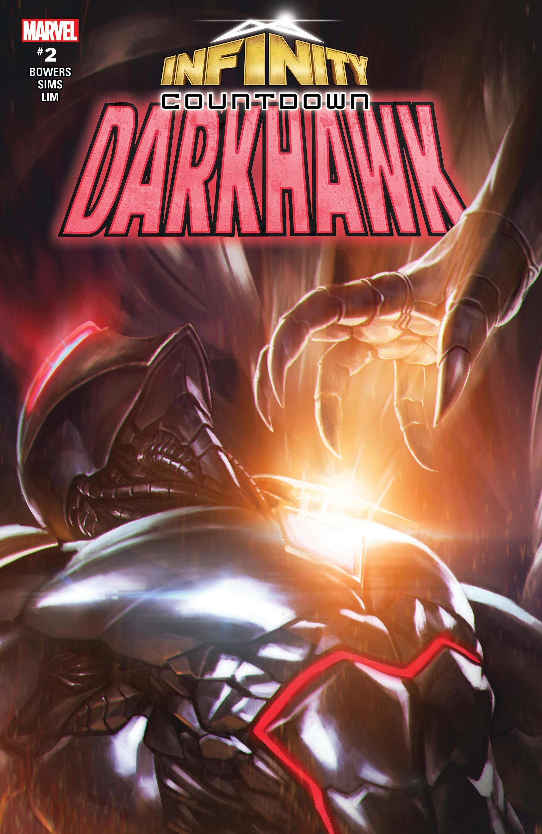 Infinity Countdown: Darkhawk (2018) #2