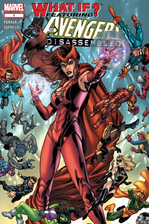 What If? Avengers Disassembled #1