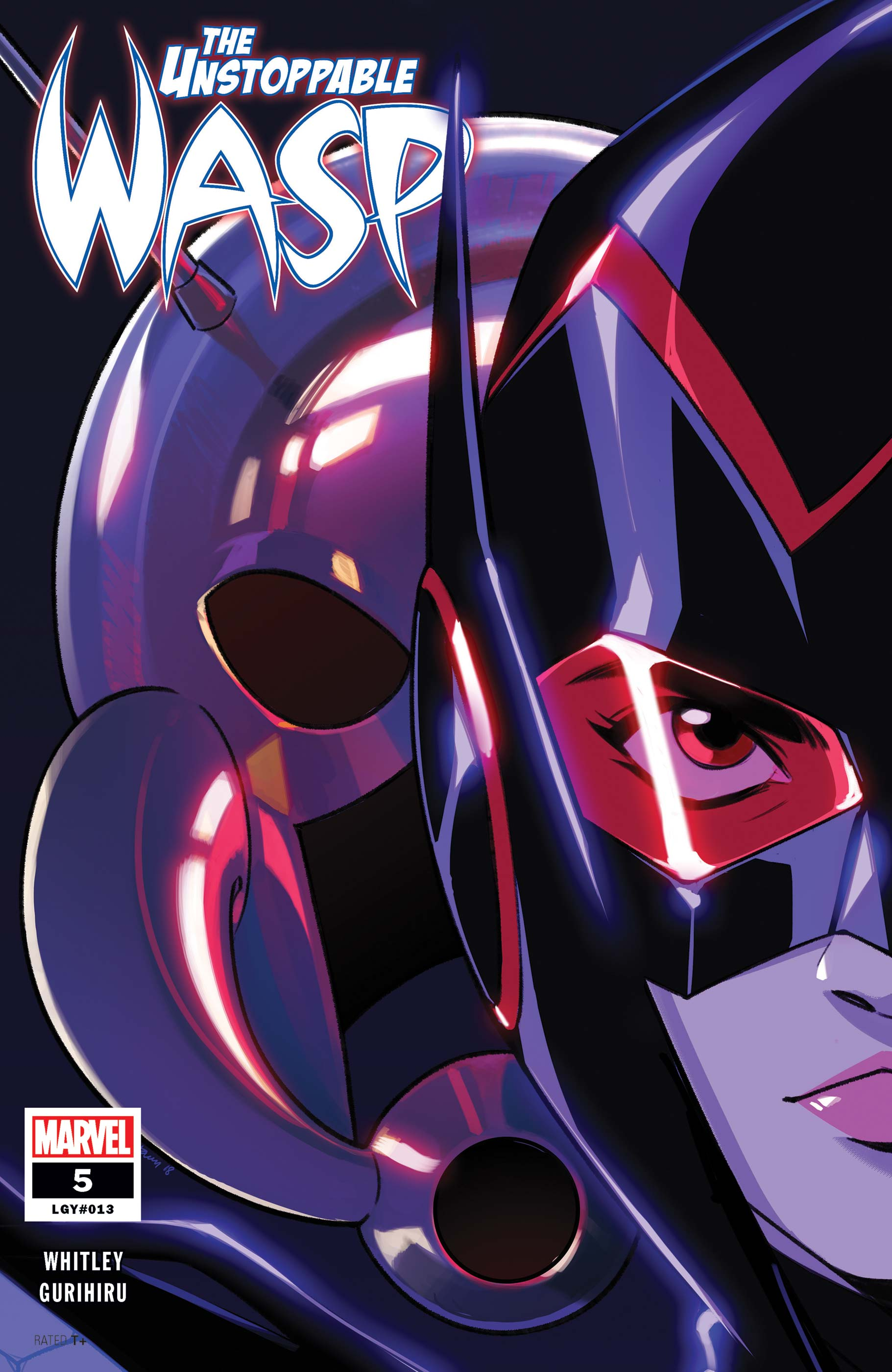 The Unstoppable Wasp (2018) #5