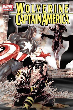 Wolverine/Captain America #2