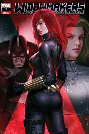 Widowmakers: Red Guardian and Yelena Belova (2020) #1 (Variant)