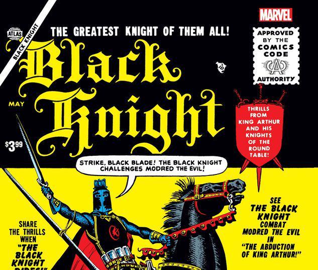 BLACK KNIGHT 1 FACSIMILE EDITION #1