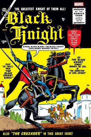 Black Knight Facsimile Edition (2021) #1