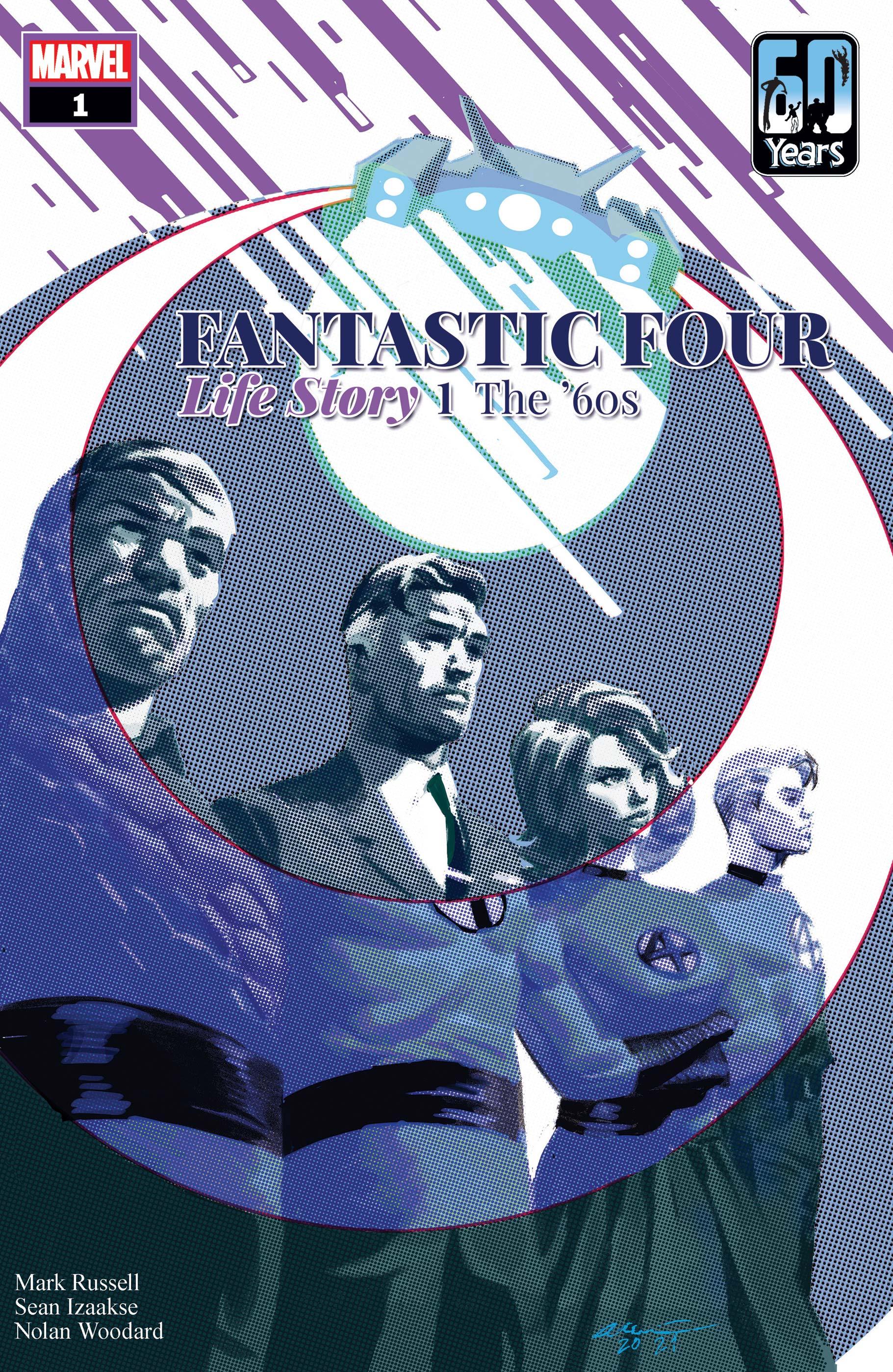 Fantastic Four: Life Story (2021) #1