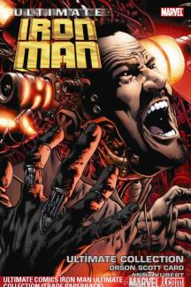 Ultimate Comics Iron Man Ultimate Collection (Trade Paperback)